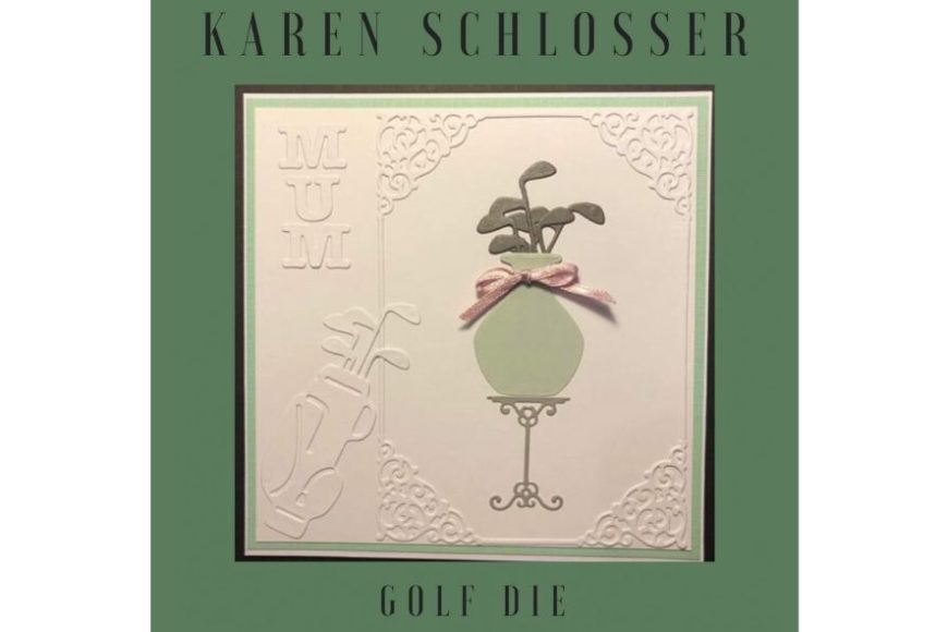 """Golf"" by Karen Schlosser"
