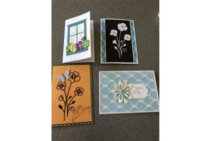 Cards by Nicole Simpson
