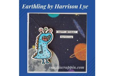 Earthling by Harrison Lye