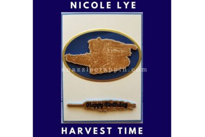 Harvest Time by Nicole Lye