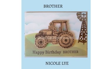 Brother by Nicole Lye