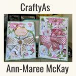 Ann's Bow cards by CraftyAs
