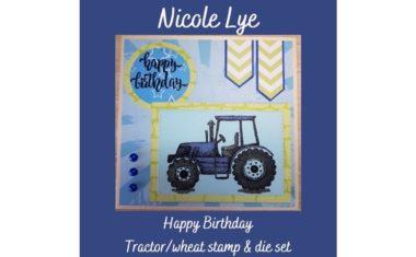 Happy Birthday by Nicole Lye