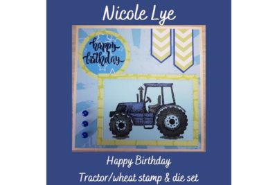 Happy Birthday by Nicole Lye