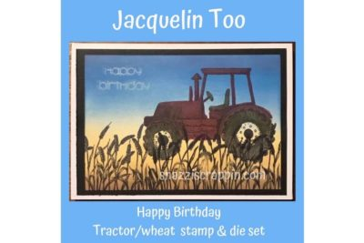 Happy Birthday by Jacquelin Too