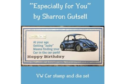 """Especially for You"" by Sharron Gutsell"