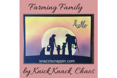 Farming Family by Knick Knack Chaos