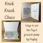"""""""Pay it Forward"""" by Knick Knack Chaos"""