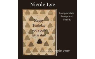 """""""Poop card"""" by Nicole Lye"""
