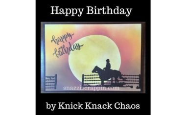 """Happy Birthday"" by Knick Knack Chaos"