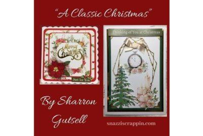 """A Classic Christmas"" by Sharron Gutsell"