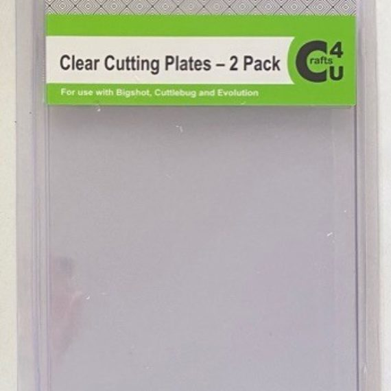 Standard Clear Cutting Plates