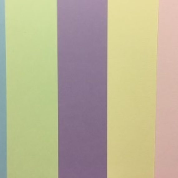 Quilling Strips 3mm - Pastel Confetti
