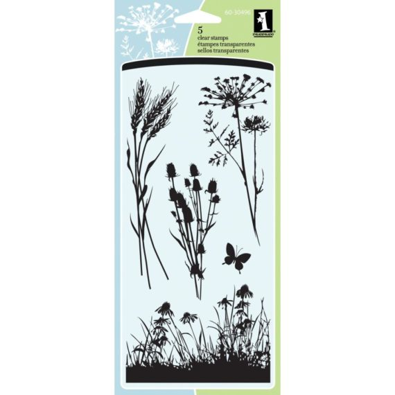 INKADINKADO-Clear Stamps: Meadow
