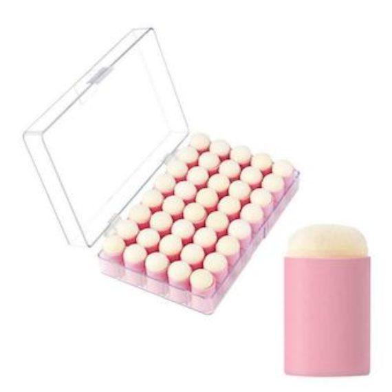 Dauber Storage Case with 40 daubers - Pink