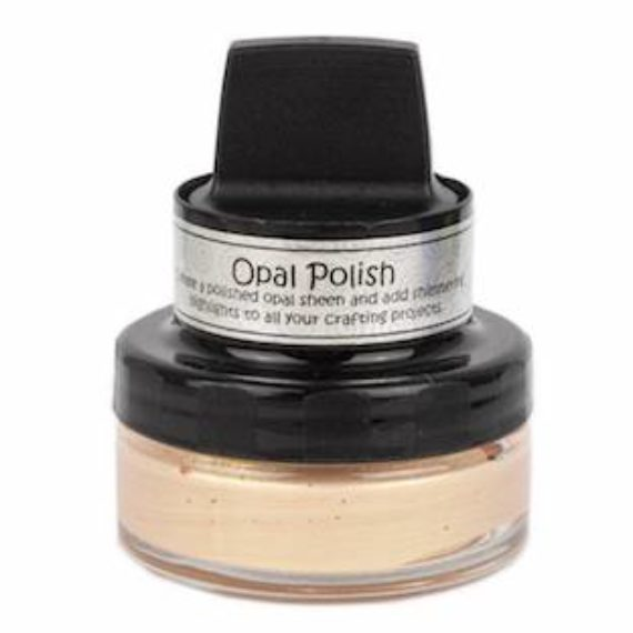 Cosmic Shimmer Opal Polish - Gilded Apricot