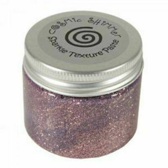 Cosmic Shimmer Sparkle Texture Paste Pink Blush 50ml